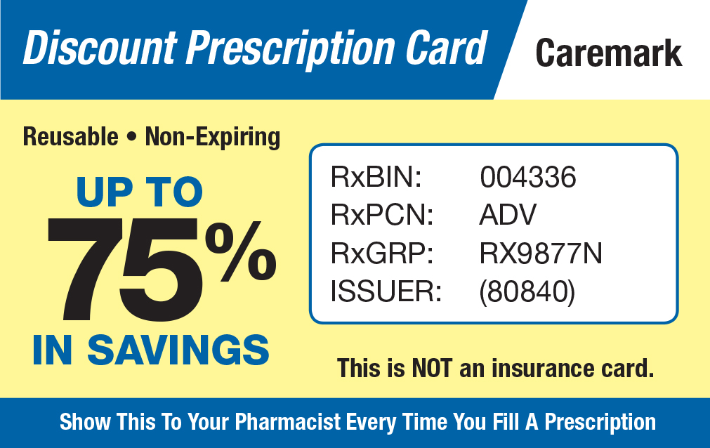 Discount Prescription Card | Gerber Life Insurance Company