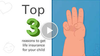 Top 3 Reasons to Buy Life Insurance for Children